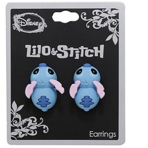Disney's Lilo and Stitch Stitch Biting Earrings